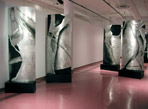 Dialogue with an ancient forest - 2004 Install in Havana, Cuba